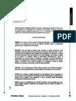 Decreto Portales Gubernamentales de Nuevo León, febrero 2009