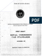 Royal Commission CAD Standards