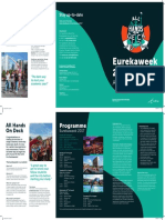 Official Eurekaweek Flyer