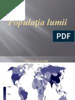 populație