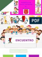 Presentación Del Portafolio De Salud y Nutrición