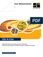 Oils and Fat