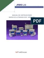 MU.baño Ultrasonico TSD-G