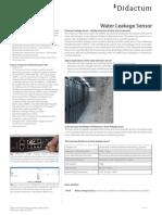 Didactum Water Sensor