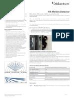 Didactum PIR sensor