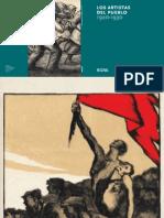 Los Artistas Del Pueblo (1920-1930)  - Catálogo OSDE 2008