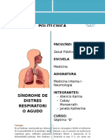 Sindrome de Distres Respiratorio 1