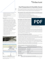 Didactum Humidity and Temperature Sensor