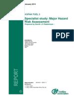 Hazard Risk Assessment Study-Vopak