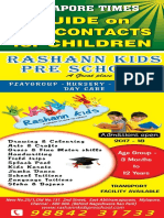 Mylapore Times Guide on Key Contacts for Children