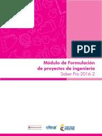 Guia de Orientacion Modulo Formulacion de Proyectos de Ingenieria Saber Pro 2016 2