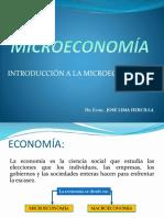 I El Propósito de la Teoría Económica.pdf