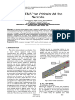 Advance EMAP for Vehicular Ad Hoc Networks