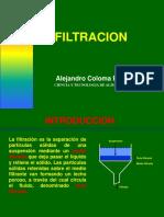 7.0 FILTRACION