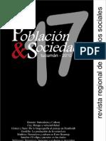 POBLACIÓN y SOCIEDAD - 17