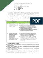 Rpp.kd.3.13 Tata Surya Kelas Vii Rev