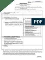Form CCF Aadhar