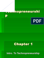 Chapter 1 - Technopreneurship