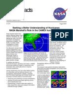 NASA 173368main CAMEX-Marshall Facts