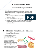 Endocrine Control Lec 2