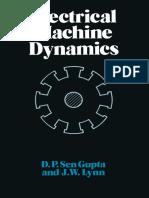 D. P. Sen Gupta, J. W. Lynn (Auth.)-Electrical Machine Dynamics-Macmillan Education UK (1980)