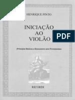 Henrique Pìnto Vol 1