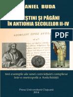 Crestini Si Pagani in Antiohia Sec 2-4 (Teofil Al Antiohiei)