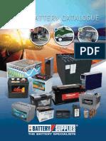 Battery Catalogue 2014