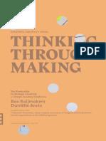 Thinking Through Making