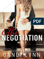 The Negotiation - Sandi Lynn