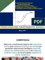 Fisiología Del Crecimiento BAFPAT 2017