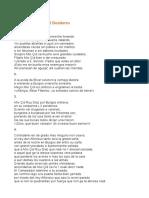 Cantar I- Cantar Del Destierro 1 Al 21