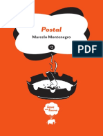 MONTENEGRO, Marcelo [Lul] Postal