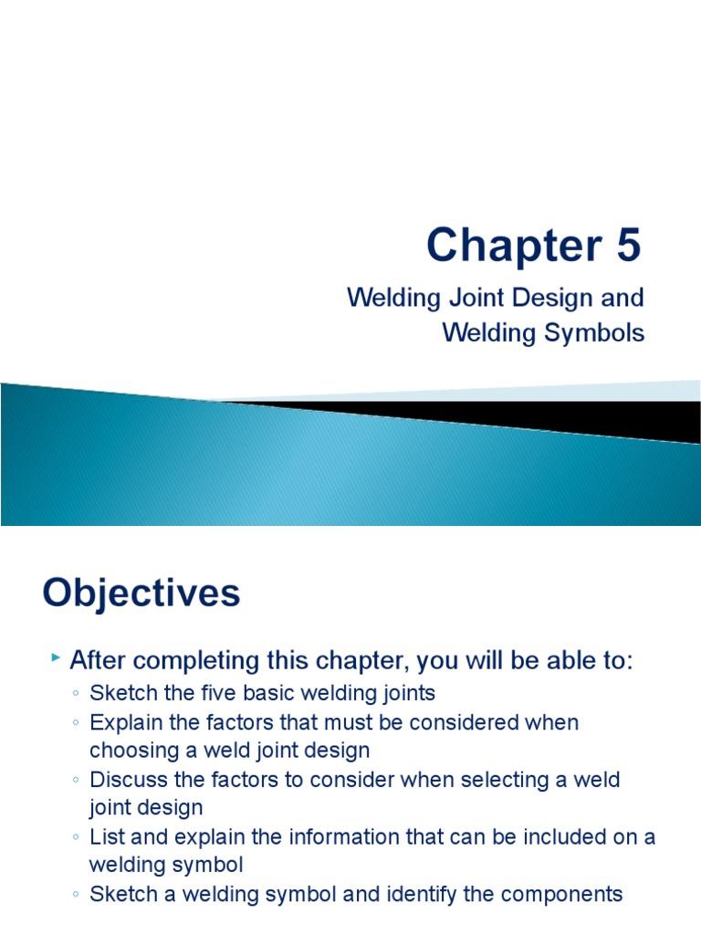 Welding joint design and welding symbols welding industries biocorpaavc Gallery
