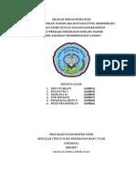 LAPORAN APLIKASI JURNAL KEPERAWATAN JIWA MAWAR.doc.doc