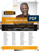 MAL-phone Competition Advert Print(1)