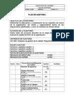 Modelo- Plan de Auditoria.doc