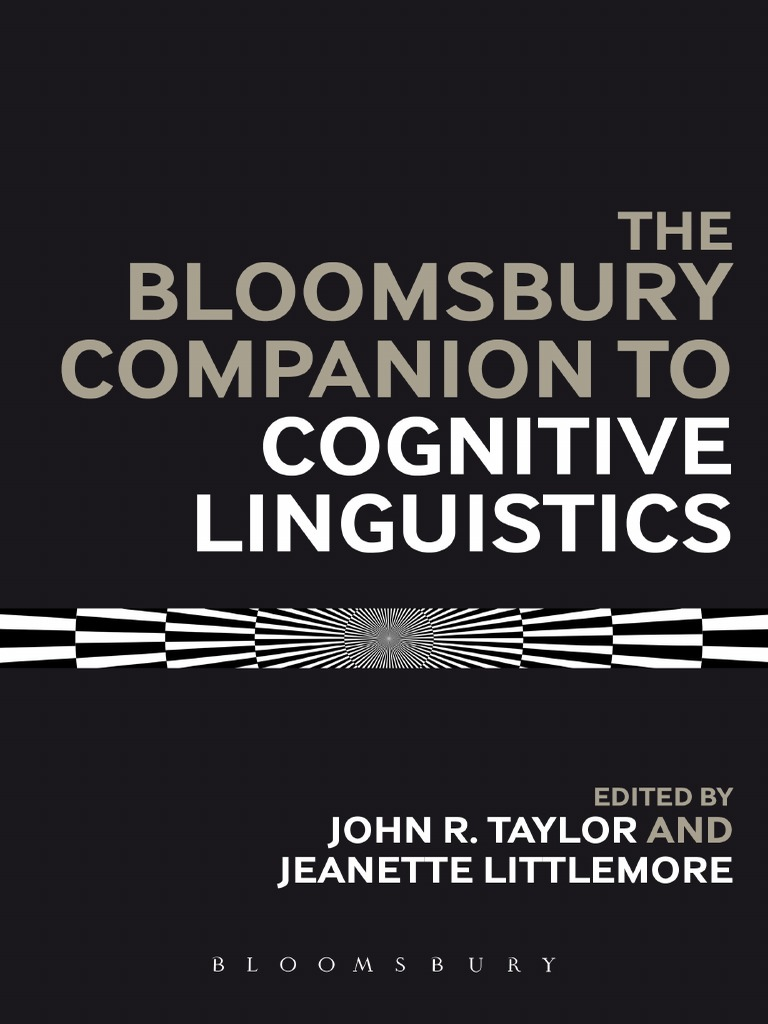 Linguistics Companion Bloomsbury To The Cognitive FlcT1KJ3