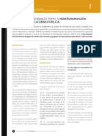 Redeterminacion de Precios Ingenieros en Accion Argentina
