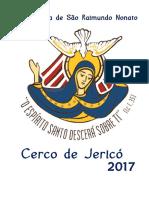 Cerco de Jericó 2017 Ii_livro