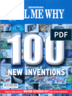 100 New Inventions (Tell Me Why #117)