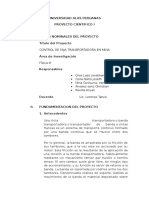 Documento Tanmco