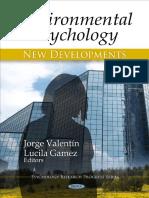 [Psikologi Lingkungan dan Kependudukan- Environmental Psychology New_Developments Psychology Research Progress.pdf