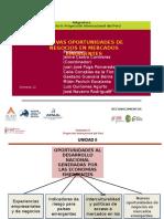 Semana 12 Nuevas Oportunidades de Negocios en Mercados Emergentes