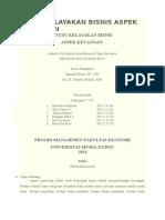 STUDY KELAYAKAN BISNIS ASPEK KEUANGAN.docx