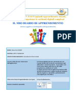 Diario Di Apprendimento-romeo-modulo 7