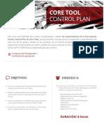 Curso Core Tools Controlplan