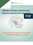 Western Balkans Sustainable Policies Towards EU Integration