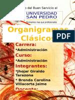 Monografia Organigramas Clasicos