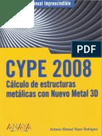 CYPE Nuevo metal 2008